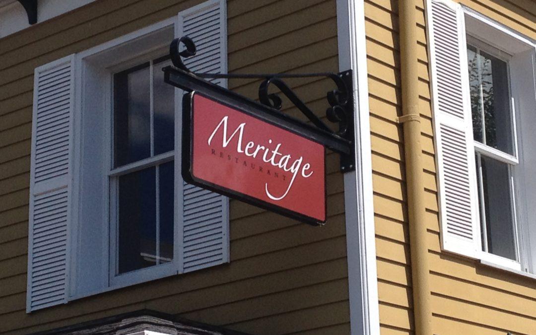 Restaurant Needs Signage to Expand to New Location – Meritage – Cincinnati, OH